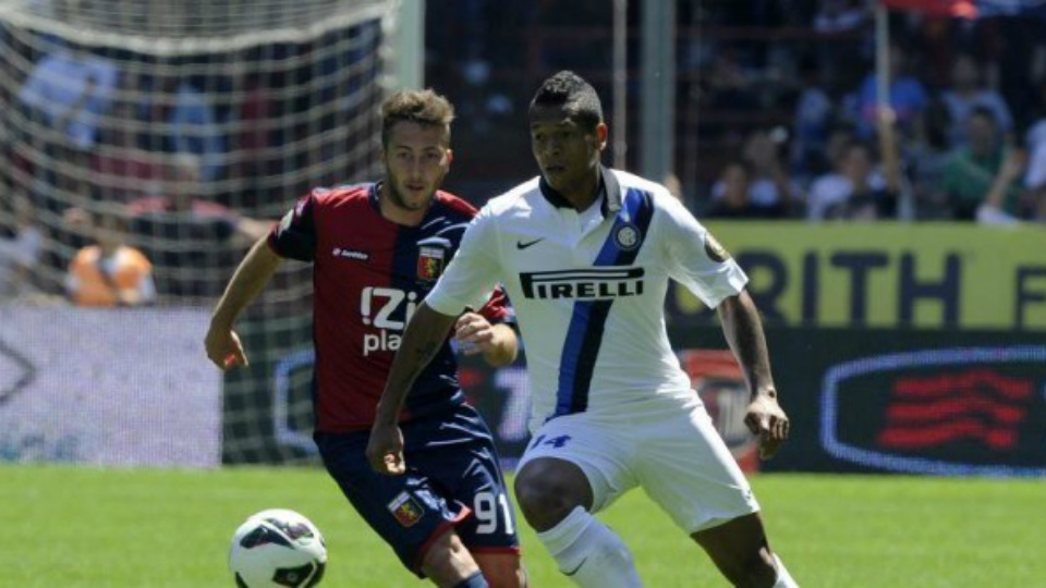 genoa vs inter milan